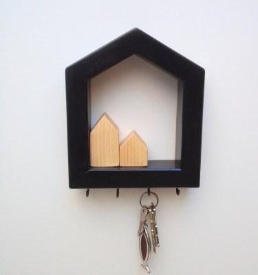 casita cuelga llaves