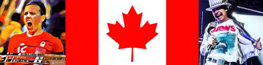 Olympics. Canada. Kindness. The Hip.