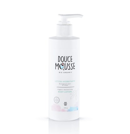 douce mousse lotion
