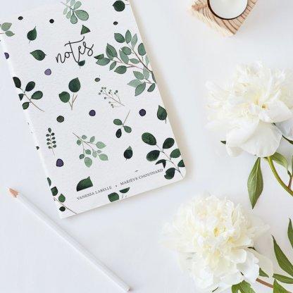 carnet de notes soies couverture anna-sofia