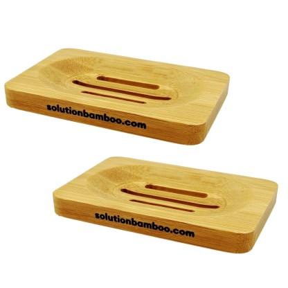 solution bambou porte savon