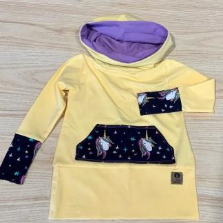 lune hoodie licornes