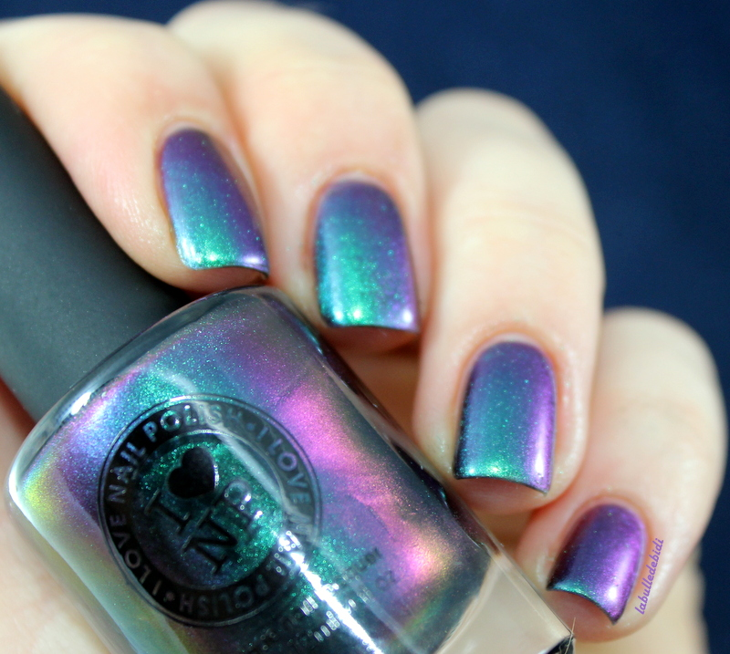 [ILNP Spring Collection] Sirene, la magie new Ultra Chrome