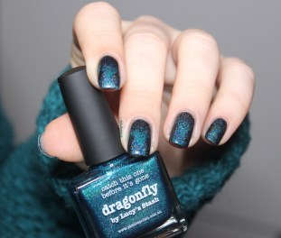 dragonfly-picture polish-scaled gradient-rainbow in space (4)