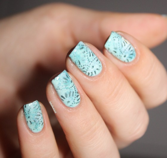 stamping BP-L004-sponging-mint (6)