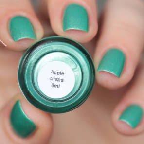 lilypad lacquer-apple crips (6)