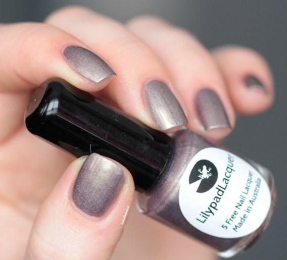 lilypad lacquer-molten mix (2)
