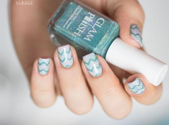 entrance-glam polish-nailart chevrons_5