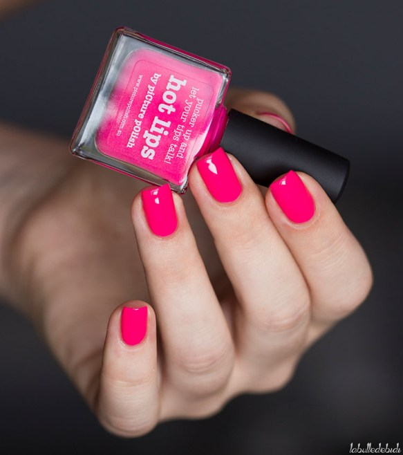 picture polish-hot lips-my picture polish_4