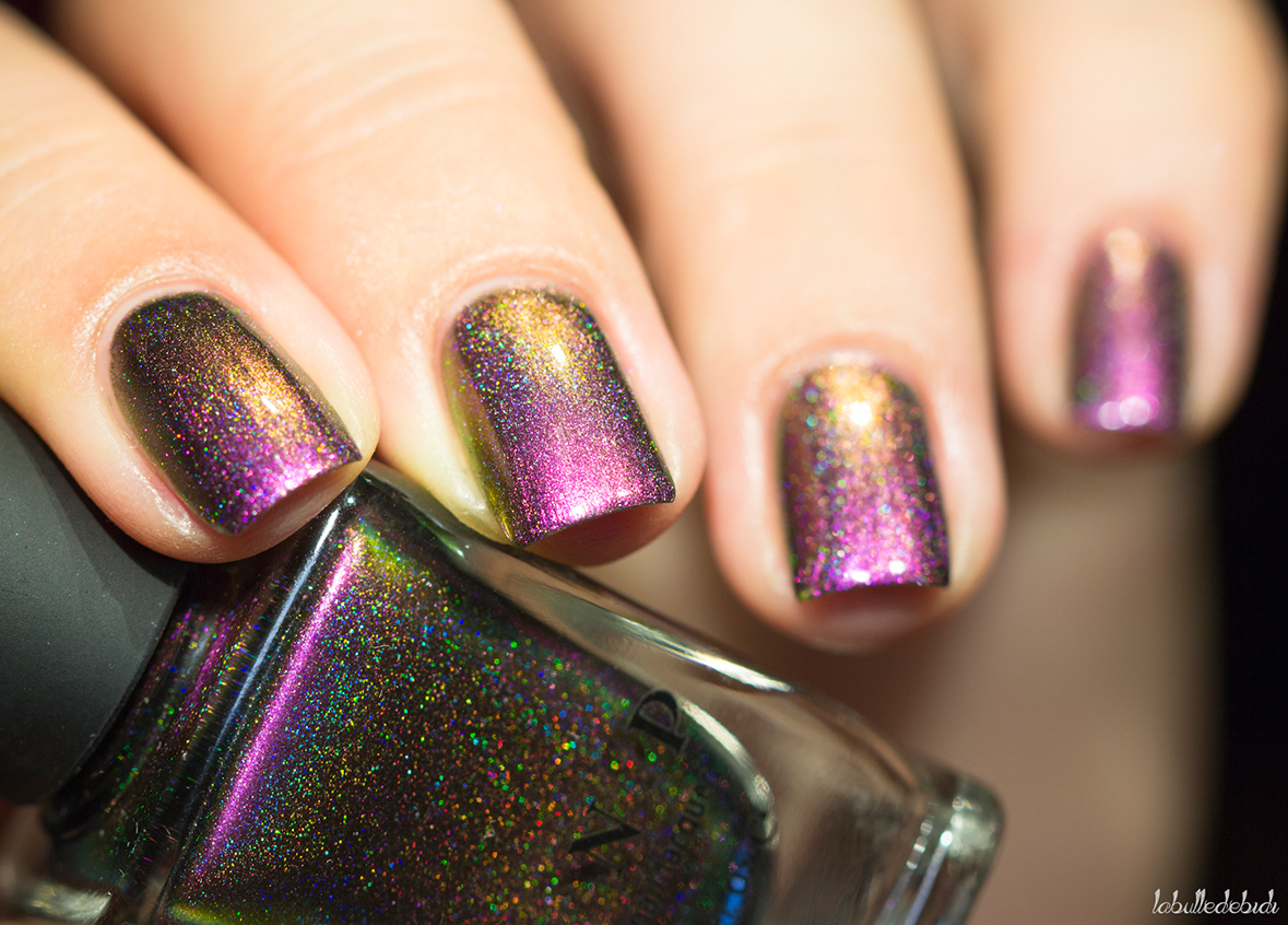 ILNP Fall collection 2015: les flakies et ultrachrome
