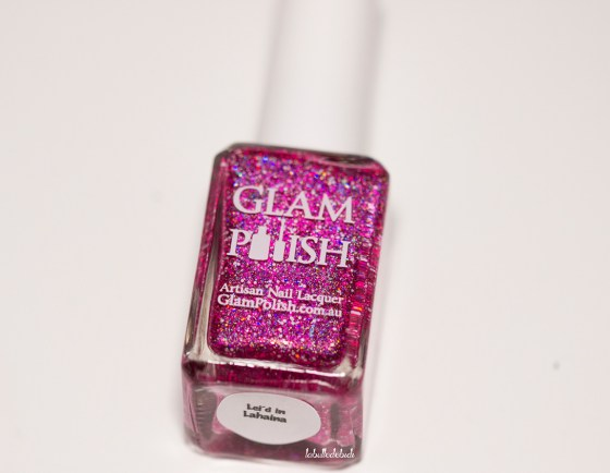 GLAM POLISH-NO LEI-OVERS-HANALEI SUNSET (5)