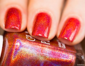 GLAM POLISH-NO LEI'S OVERS-HIBISCUS HIDEAWAY_13