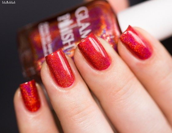 GLAM POLISH-NO LEI'S OVERS-HIBISCUS HIDEAWAY_16