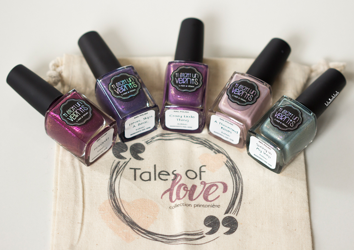 Tales of Love: collection de printemps en été!