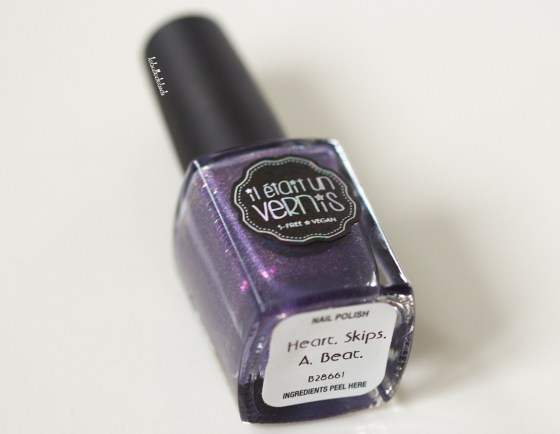Il etait un vernis- tales of love collection_4