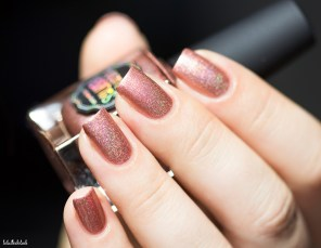 il etait un vernis-welcom paradise collection-all is gold
