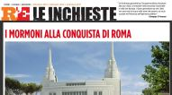 mormoni conquista di roma