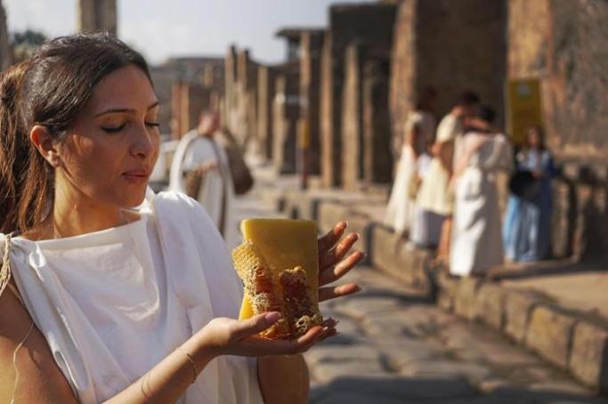 "Pompei: con ""Eatstory"" l'archeologia sposa l'enogastronomia"