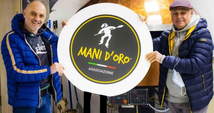 Solania e Associazione Mani D'oro