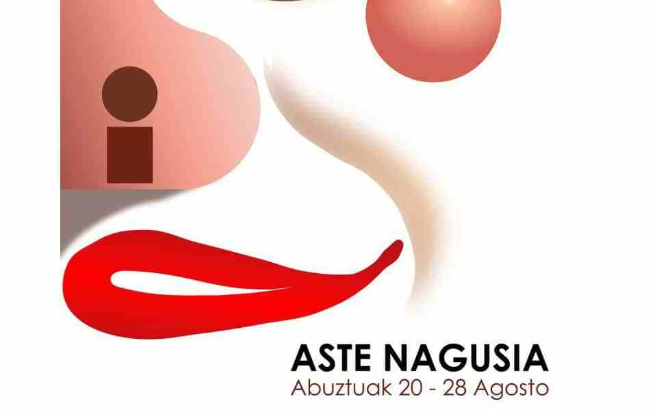 Bilbao Aste Nagusia 2016 con La Burundesa