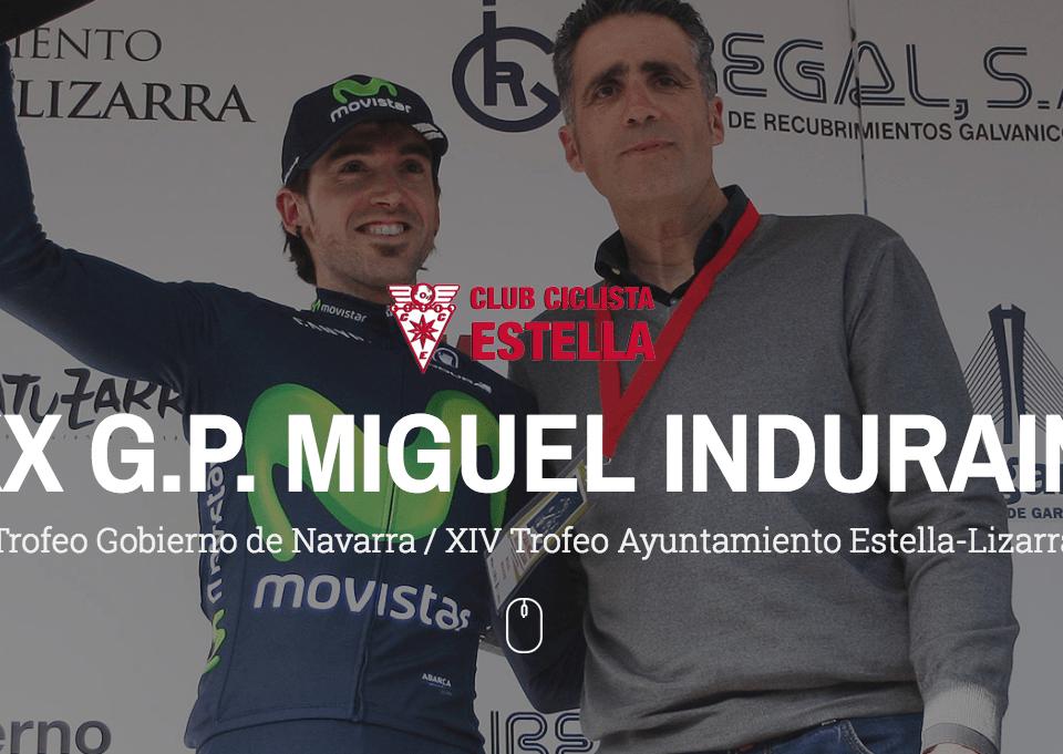 Gran Premio Miguel Indurain
