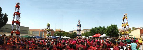 Castellers a Esparreguera/Q.S.