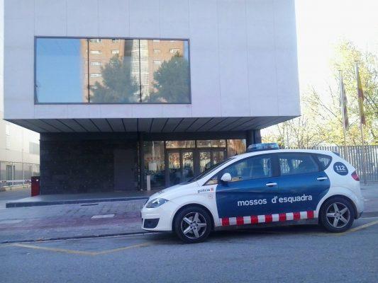 Mossos Martorell detenen per robatoris Abrera