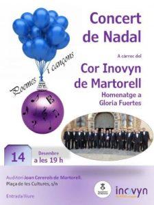 la Bustia - martorell - concert nadal 14
