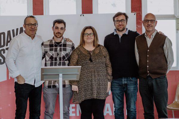 La Bustia equip Endavant Castellví