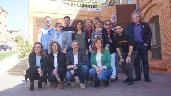 La Bustia candidatura ERC Masquefa