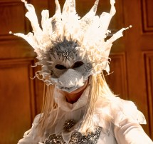 Masquerade Labyrinth Ball Costume Event
