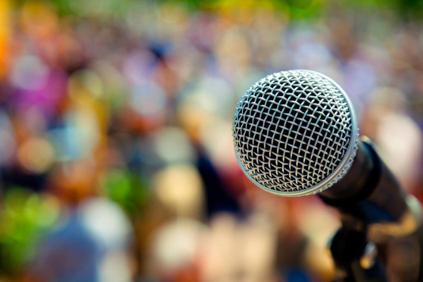 Programa del curso para hablar en público en inglés