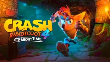 Crash Bandicoot 4, un regreso por la puerta grande
