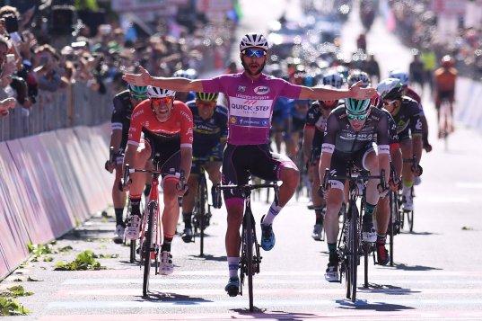 Giro d'Italia 2017 - 100a edizione - Tappa 13 - da Reggio Emilia a Tortona - 167 km