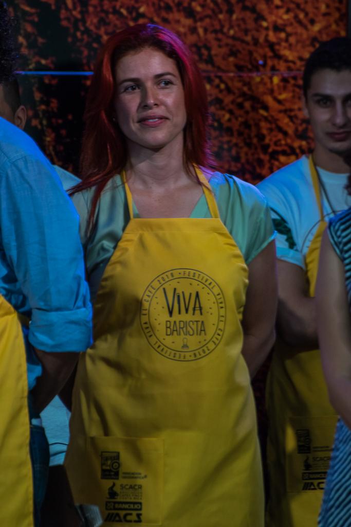 Kattia Barrantes, propietaria de escuela de barismo y café Kaba Café.