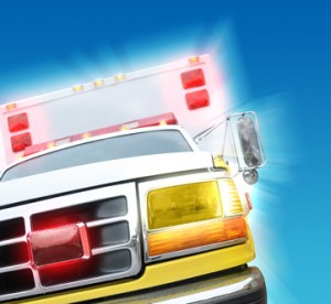 Rescue 911 Ambulance Truck