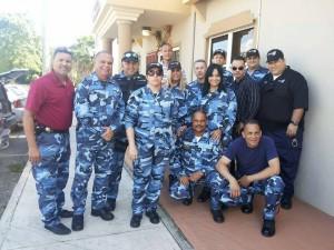 Policia Hormigueros