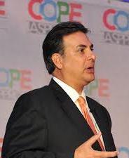 Eduardo Bhatia, presidente del Senado de Puerto Rico