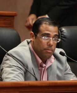 Senador Gilberto Rodríguez Valle