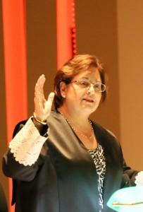 Liana Fiol Matta, jueza presidenta del Tribunal Supremo de Puerto Rico.