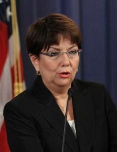 Lcda. Rosa Emilia Rodríguez, Fiscal de Distrito Federal en Puerto Rico.