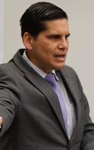 Nery Adames Soto, secretario del DACO.