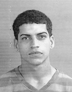 """Nelson Ortiz Nunez, alias """"Choky"""" (Suministrada Policía)."""