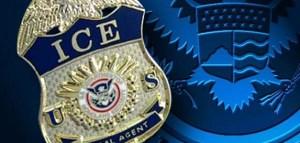 ICE Homeland Security