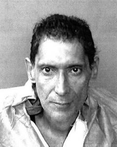 Alfredo Solís Carrión, imputado de golpear con los puños a su madre de 81 años. porque supuestamente no le dio dinero para comprar drogas (Suministrada Policía).