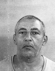 Foto de la ficha de Rafael Pellot Hernández (Suministrada Policía).