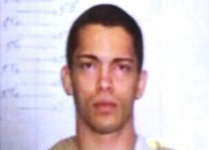 Foto de la ficha de Lisandro Ramos Pratts, quien se fugó del Tribunal de San Sebastián (Suministrada Departamento de Corrección)