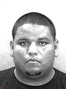 Foto de la ficha de Josué Vega Hernández, herido gravemente en Guánica (Suministrada Policía).