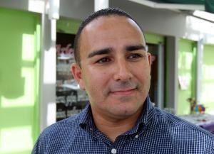"""Juvencio """"Papo"""" Méndez Mercado, presidente del PNP en Isabela (Archivo)."""