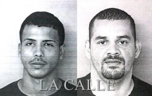 Fotos de las fichas de Pedro Soler González (izquierda) y Alfredo Pérez Rodríguez (Suministradas Policía).